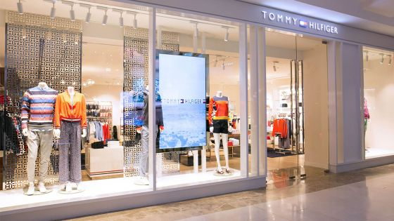 Tommy Hilfiger Stores – Asia Pacific
