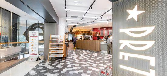 Pret-A-Manger Stores – Hong Kong & China
