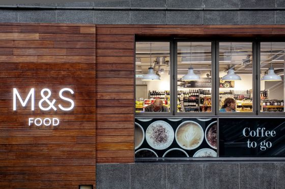 Marks and Spencer's Stores – Hong Kong