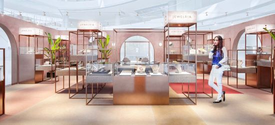 Chow Tai Fook –Jewelria Pop-Up
