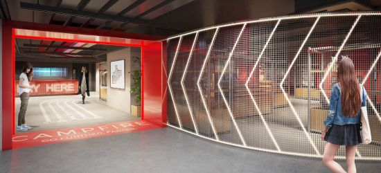 Campfire Co-Retail Space – Hong Kong